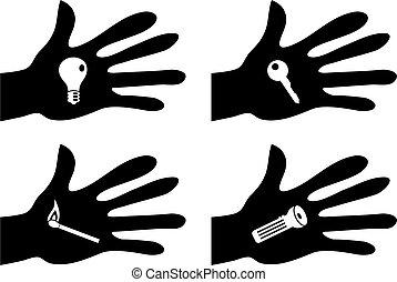 handy objects