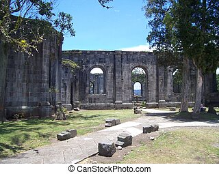 Ruins of San Jose - Just outside the city, a beautiful...