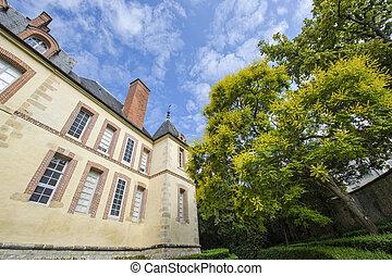 Fontainebleau (Seine-et-Marne, Ile-de-France, France) -...