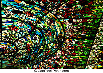 Vitral - Stained-glass window