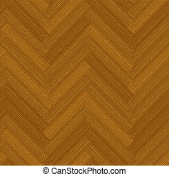 parquet - Seamless pattern of illustration of parquet