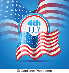 american independence day 4th of july