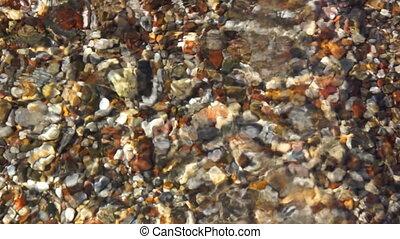 Stones under water - Greece