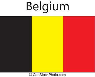 Belgium - Flag of Belgium