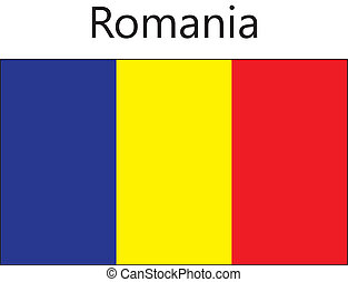 Romania - Flag of Romania