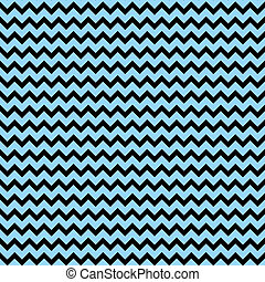 Light Blue & Black Chevron Paper - paper or background