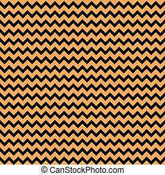 Orange & Black Chevron Paper - paper or background