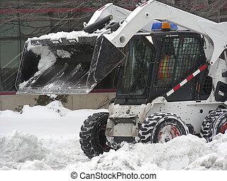 neve, arado