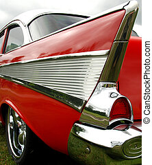 57 Chevy - 1957 Chevy Tailfin