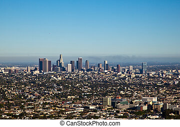 cityview of Los Angeles