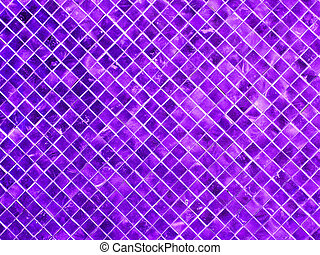 abstract purple square background
