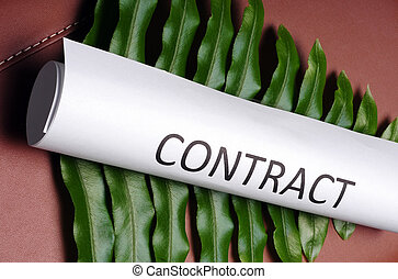 Green contract