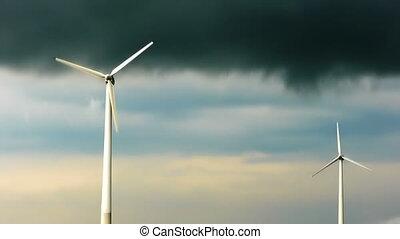 HD - Wind turbines