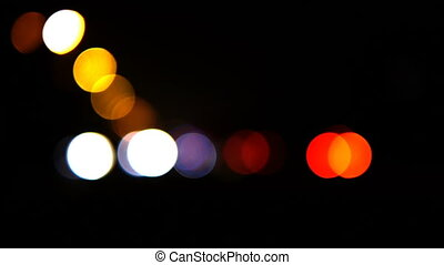 HD - Lights of the big city_scene02