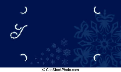 HD 1080 - Christmas Frost Ornament