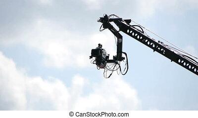 HD - TV camera crane