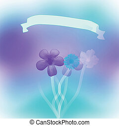 Greeting card - Cute vector of greeting card