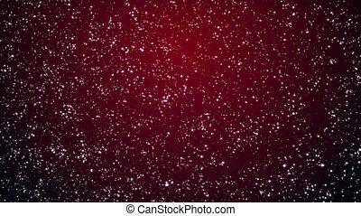 Flickering stars
