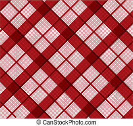Seamles blanket pattern