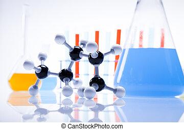 bioquímica, Átomo