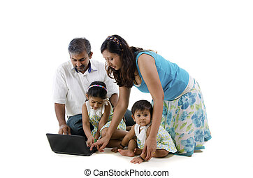 indian family