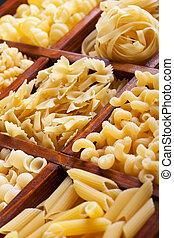 Pasta varieties