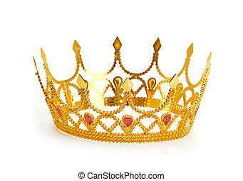 or, couronne