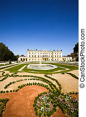 palace Poland - Palace Branicki 1689 - 1771, located in the...