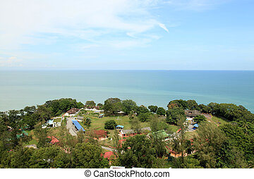Batu Ferringhi, Malaysia - Ideal Coastal Setting at Batu...
