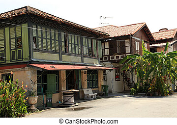 Georgetown, Penang, Malaysia - HistoricGeorgetown -Unesco...