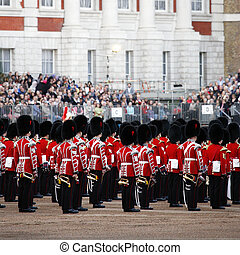 2012, Beating Retreat - Massed Bands at Beating Retreat...