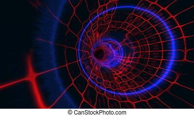 tunnel plasma