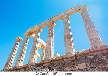 deuses, Templo, Grécia