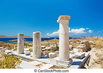 dioses, templo, grecia