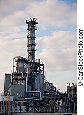 producción, Amoníaco, unidad