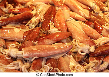 Sicilian Squid - Squid is a popular food around the...