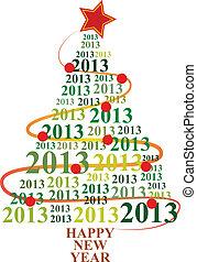 2013 tree year