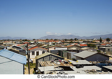 capetown townships - townships in cape town South Africa