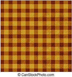 retro, toalha de mesa, textura