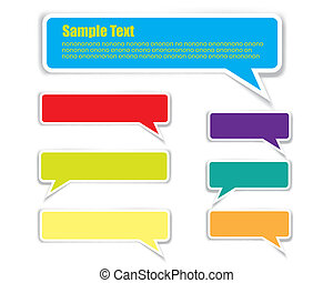 Text message - The color of text message