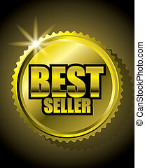 Best seller medal