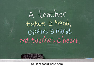 Inspirational phrase for teacher appreciation - Inspiration...