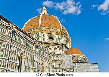 Santa Maria del Fiore in Florence, Italy - Beautiful...