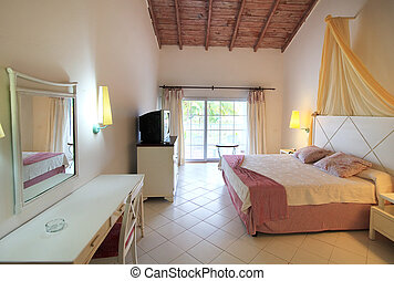 Standard hotel room in Sol Cayo Guillermo.
