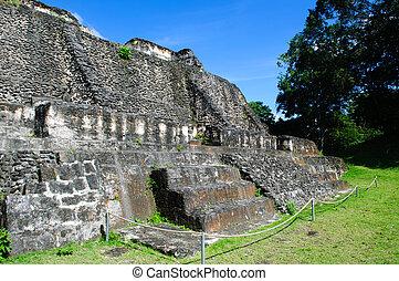Mayan Ruin - Xunantunich in Belize