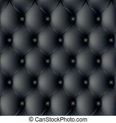 Dark sofa pattern background