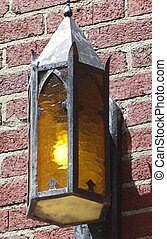 OUTDOORS LIGHTING FIXTURE - An outdoors light fixture...