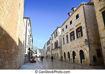 Sponza Palace - Dubrovnik, Croatia - Sponza Palace -...