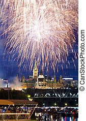 Political Spectacle - The canadian Parliament in all its...