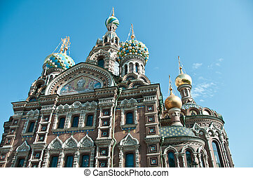 Churh of Our Saviour on the Spilled Blood